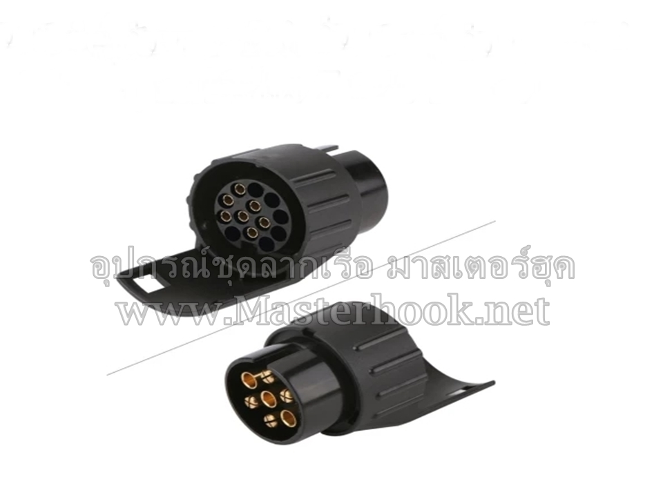 Adapter 13 Pin to 7 Pin (Male)
