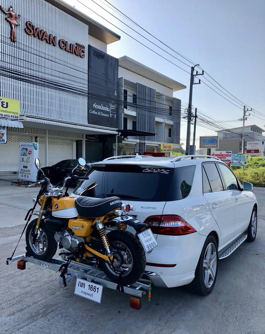 Small Moto Bike Rack